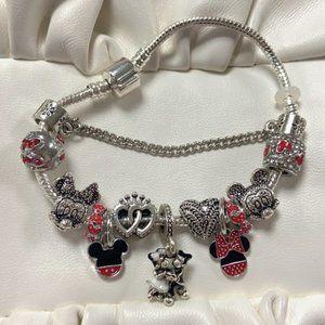 Disney Pandora bracelet